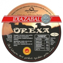 QUESO IDEAZABAL